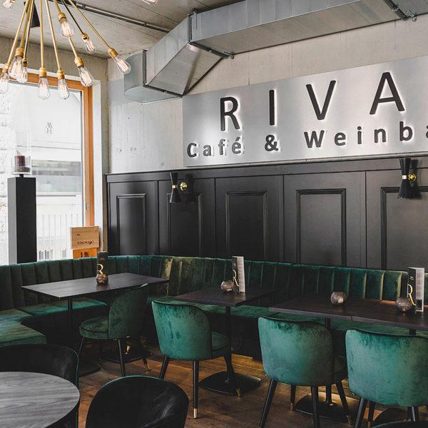 Riva Caffe & Wine Bar in Switzerland